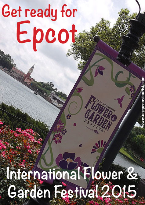 Epcot Flower And Garden Festival 2015 Did You Say Food
