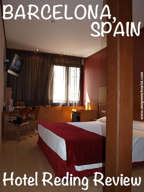 Hotel Reding Barcelona in Spain - Review