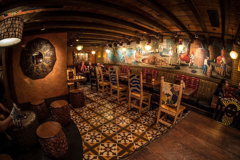 La Cava del Tequila Review: the best Margaritas in Epcot?