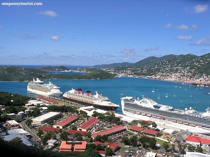 St Thomas Skyride to Paradise Point: DIY cruise excursions