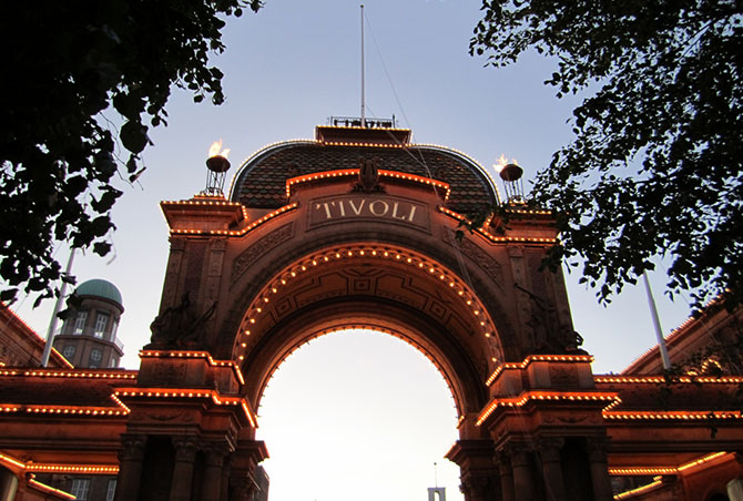 If you're planning a visit to Copenhagen, Tivoli Gardens is a must