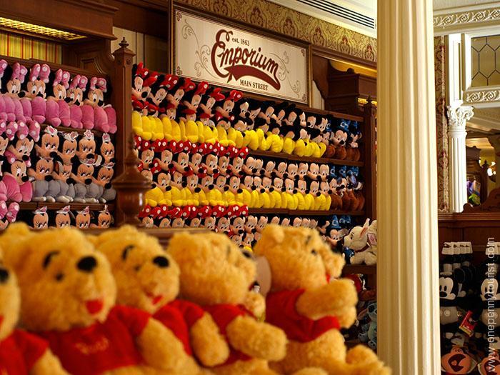 The Emporium in Magic Kingdom Walt Disney World