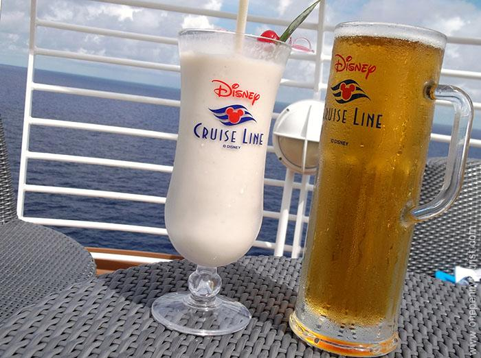 Disney Cruise Line Beverages all automatically include a 15% gratuity. A Disney Cruise Line Guide to Tipping