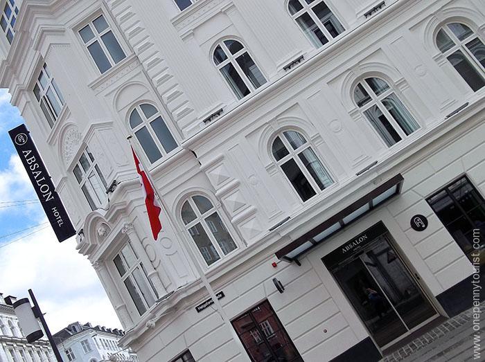 Absalon Hotel Review in Copenhagen. OnePennyTourist.com