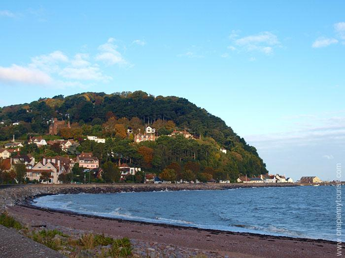 Minehead in Somerset. An honourable mention in my 2016 UK Seaside Bucket List selections. OnePennyTourist.com